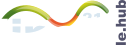 Logo le hub